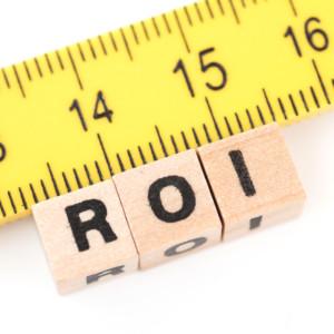 measurement of roi